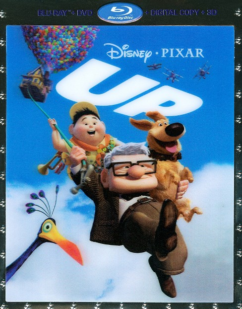 Up 3d (Blu-ray) - image 1 of 1