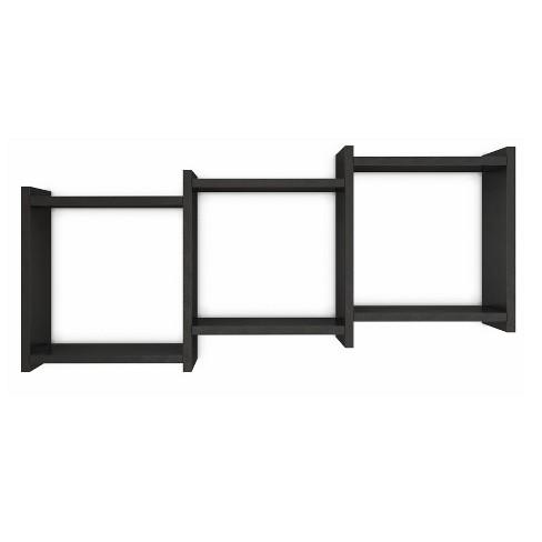 "35.5"" x 16.3"" Connected Three Cube Wall Shelf - Danya B. - image 1 of 4"