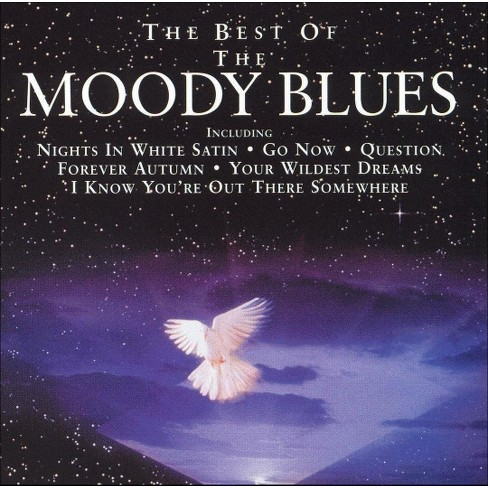 d4117ec6555d Moody Blues - Best Of The Moody Blues (CD)   Target
