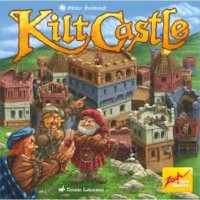 Kilt Castle Board Game