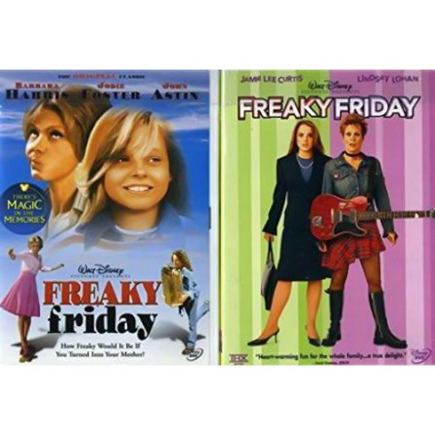 Freaky Friday 2 Pack (DVD) - image 1 of 1