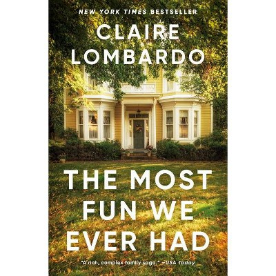 The Most Fun We Ever Had - by Claire Lombardo (Paperback)