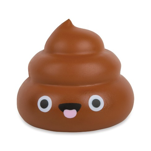 Soft'n Slo Squishies Prank Pals - Happy Poo - image 1 of 3