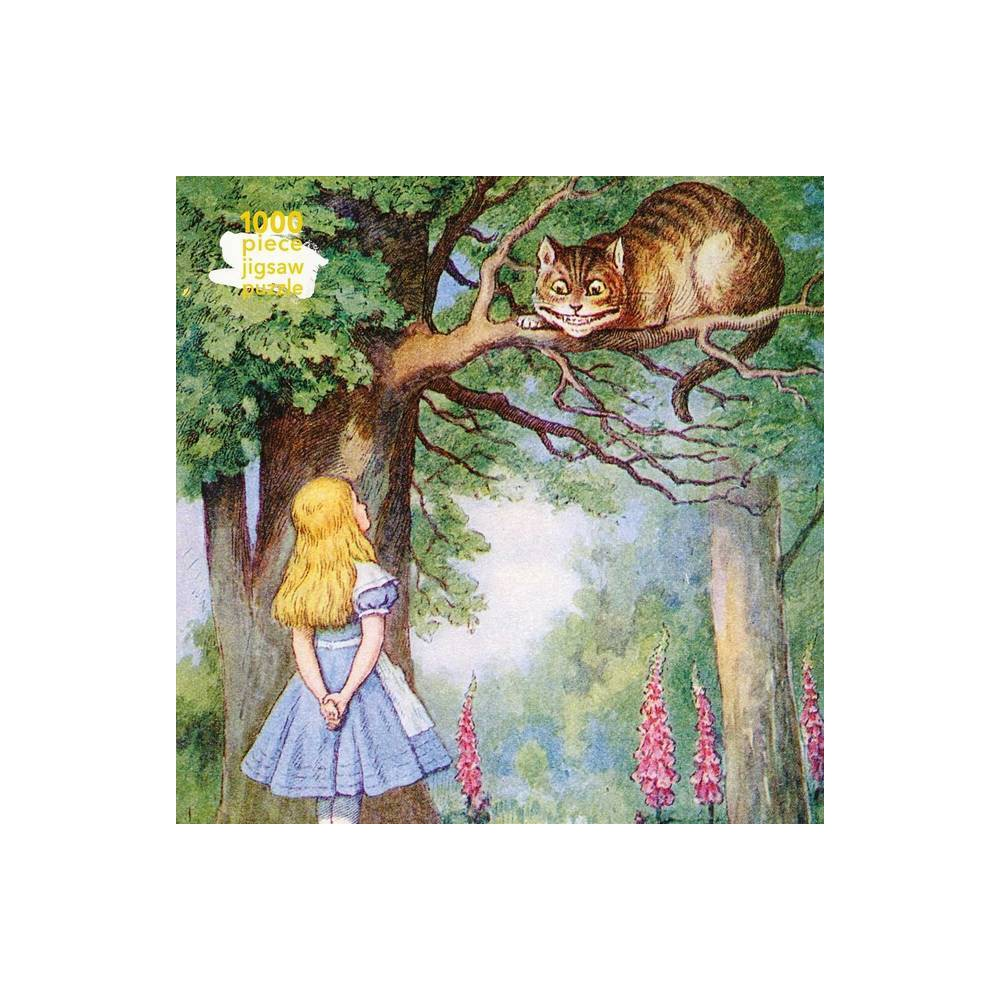 Adult Jigsaw Puzzle Alice And The Cheshire Cat 1000 Piece Jigsaw Puzzles Hardcover