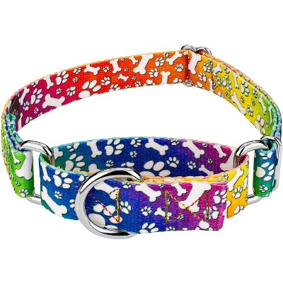 Country Brook Petz® Trippy Doggo Martingale Dog Collar