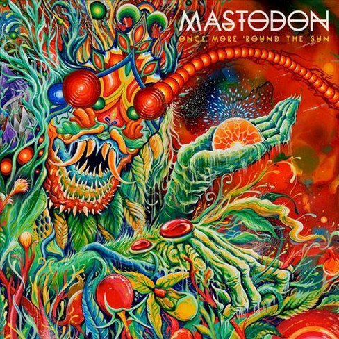 Mastodon - Once more round the sun [Explicit Lyrics] (Vinyl) - image 1 of 1