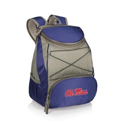 NCAA Ole Miss Rebels PTX Backpack Cooler - Blue