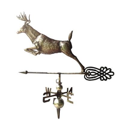 35 H Deer Weathervane - Backyard Expressions
