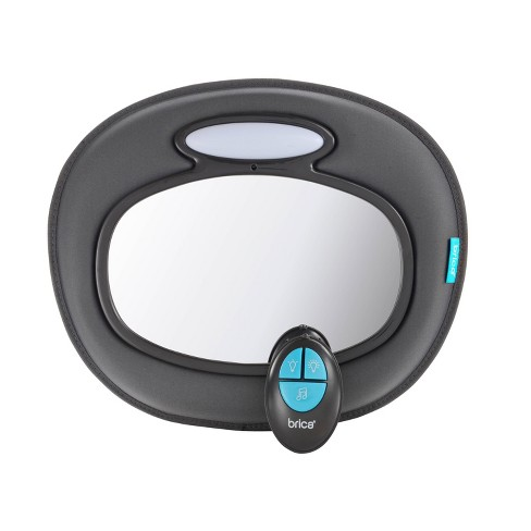 Munchkin Brica Night Light Musical Baby In-Sight Car Mirror - image 1 of 4