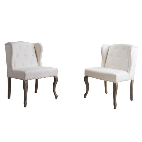 Niclas Accent Chair (Set of 2) - Christopher Knight Home - image 1 of 4