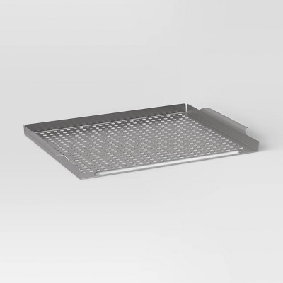 Stainless Steel Barbecue Topper - Room Essentials™