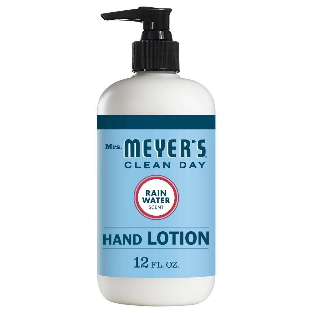Image of Mrs. Meyer's Clean Day Rainwater Hand Lotion - 12 fl oz