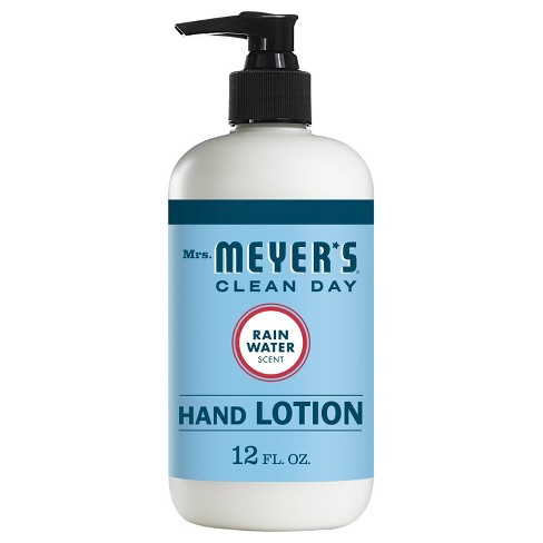 Mrs. Meyer's Clean Day Rainwater Hand Lotion - 12 fl oz - image 1 of 3
