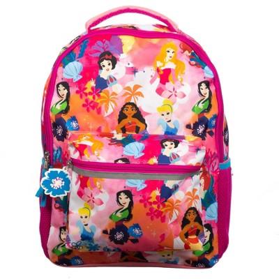 """Disney Princess Watercolor 16"""" Kids' Backpack"""