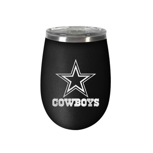 NFL Dallas Cowboys Stealth Wine Tumbler - 12oz - image 1 of 1