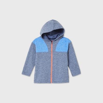 Toddler Boys' Heavy Fleece Sweatshirt - Cat & Jack™ Navy