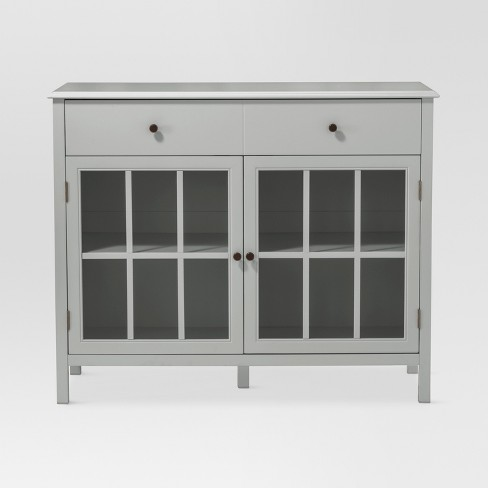 Windham 2 Door Accent Buffet, Cabinet with Shelves - Threshold™ - image 1 of 4