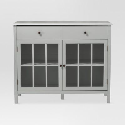Merveilleux Windham 2 Door Accent Buffet, Cabinet With Shelves   Threshold™ : Target