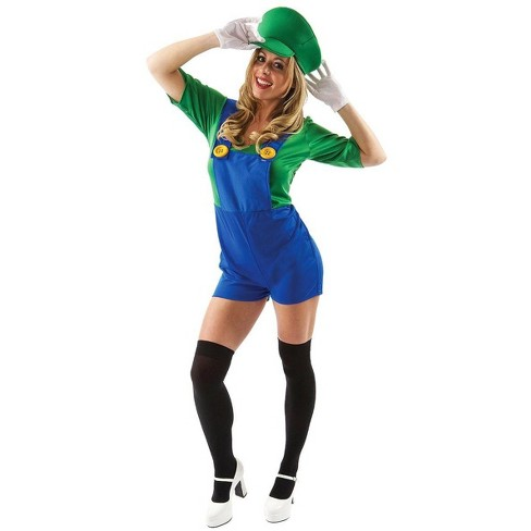 Orion Costumes Female Super Plumber's Mate Adult Costume - image 1 of 1