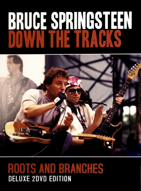 Bruce springsteen:Down the tracks (DVD) - image 1 of 1