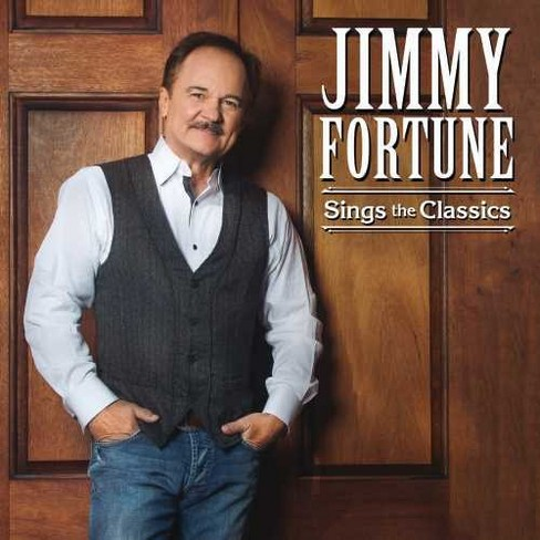 Jimmy Fortune - Sings The Classics (CD) - image 1 of 1