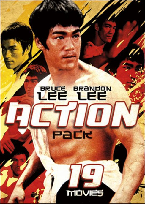 Classic martial arts collection:Featu (DVD) - image 1 of 1