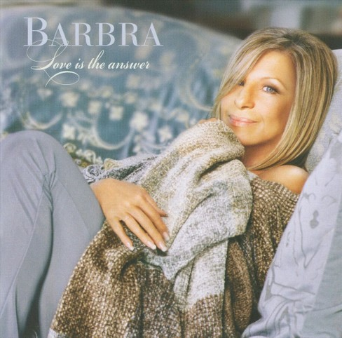 Barbra Streisand - Love Is the Answer (CD) - image 1 of 5