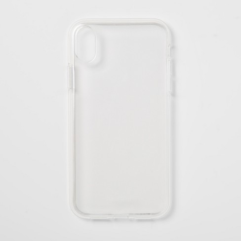 newest e9d41 c7073 heyday™ Apple iPhone XR Case - Clear