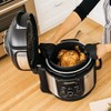 Ninja Foodi 8qt. 9-in-1 Deluxe XL Pressure Cooker & Air Fryer Stainless Steel FD401 - image 4 of 4