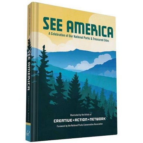 See America - (Hardcover) - image 1 of 1