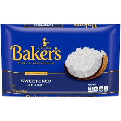 Baker's Angel Flake Sweetened Coconut - 14oz