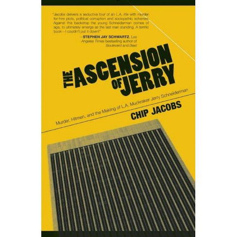 The Ascension of Jerry - by  Chip Jacobs (Hardcover) - image 1 of 1