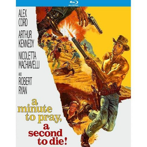 A Minute To Pray, A Second To Die (Blu-ray) - image 1 of 1