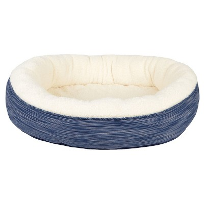Classic Cuddler Pet Bed - S - Navy - Boots & Barkley™