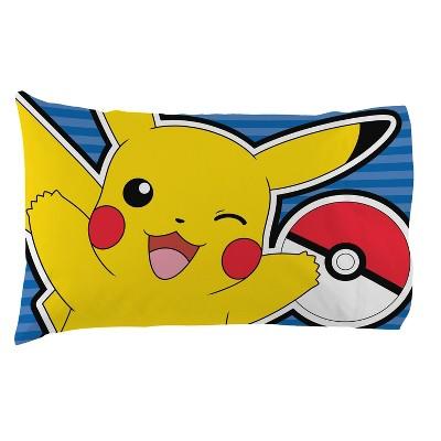 Pokemon Battle Squad Pillow Case