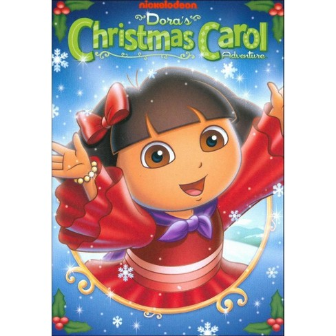 Dora the Explorer: Dora's Christmas Carol Adventure (DVD) - image 1 of 1