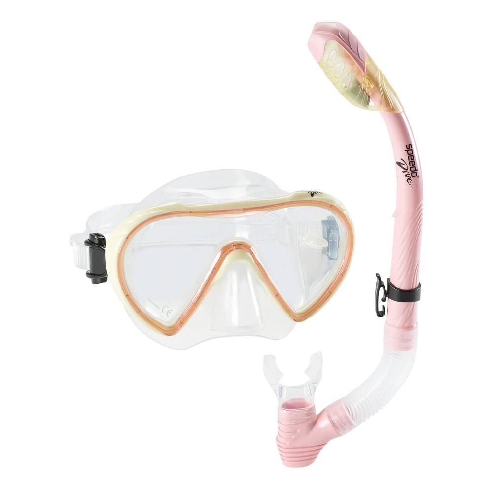 Snorkel Sets Speedo Pink, Snorkel Sets