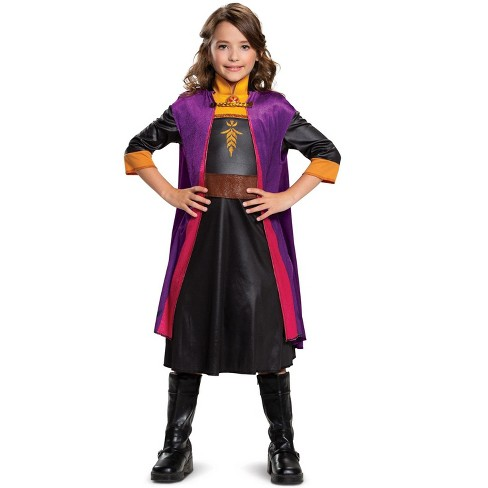 Frozen Frozen 2 Anna Classic Toddler/Child Costume - image 1 of 4