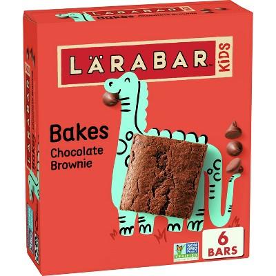 Larabar Kid Chocolate Brownies 6ct / .96oz