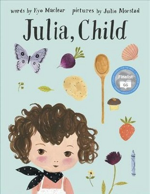 Julia, Child - Reprint by Kyo MacLear (Paperback)