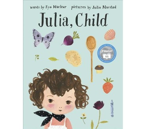 Julia, Child -  Reprint by Kyo MacLear (Paperback) - image 1 of 1