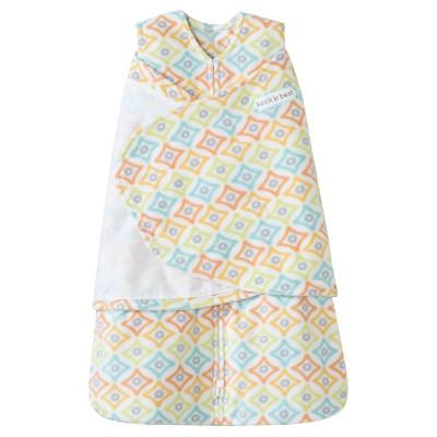 HALO® Sleepsack® Micro-Fleece Swaddle - Diamond - NB
