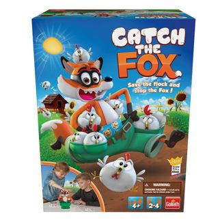 Goliath Catch the Fox Game