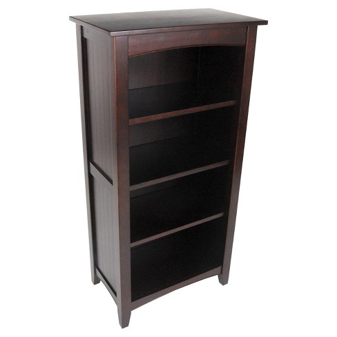 "48"" Shaker Cottage Tall Bookcase - Alaterre - image 1 of 1"