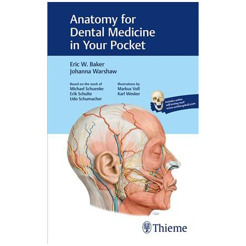 Anatomy For Dental Medicine In Your Pocket By Eric W Baker