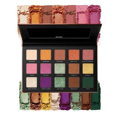 Milani Gilded Terra Eyeshadow Palette - 0.32oz