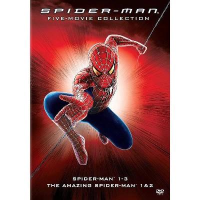 Spider-Man: 5-Movie Collection (DVD)