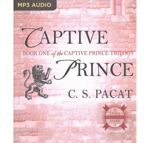 Captive Prince (MP3-CD) (C. S. Pacat) - image 1 of 1