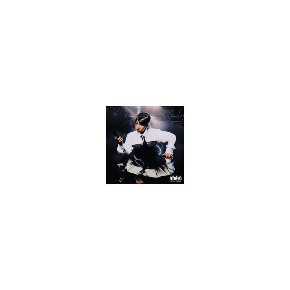 Missy Elliott - Da Real World (Vinyl)