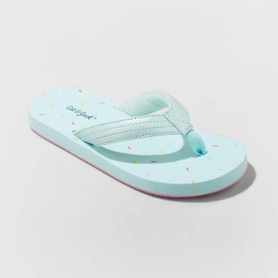 Girls' Aubrey Slip-On Flip Flop Sandals - Cat & Jack™